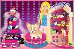 Barbie En Hond